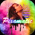 Pixamatic icon