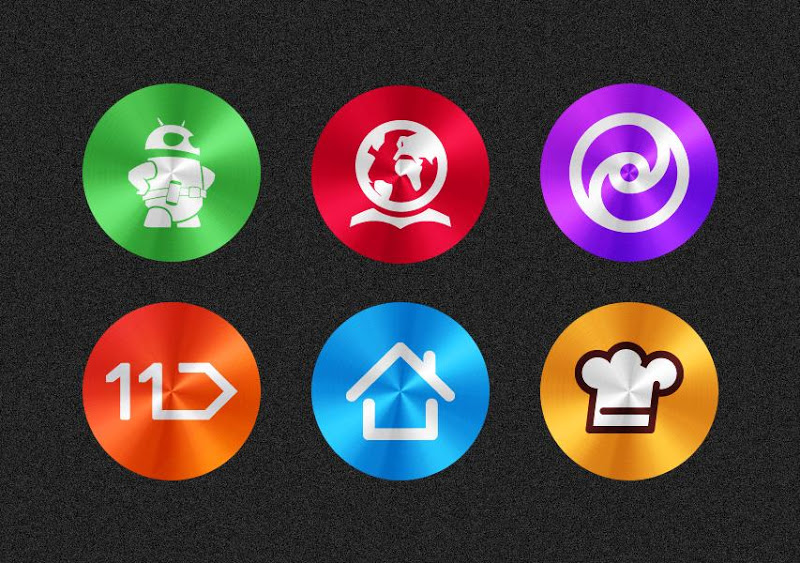 Steelicons - Icon Pack Screenshot 3