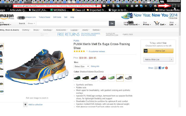 amazon item shortcut check on buy2usa.co.il