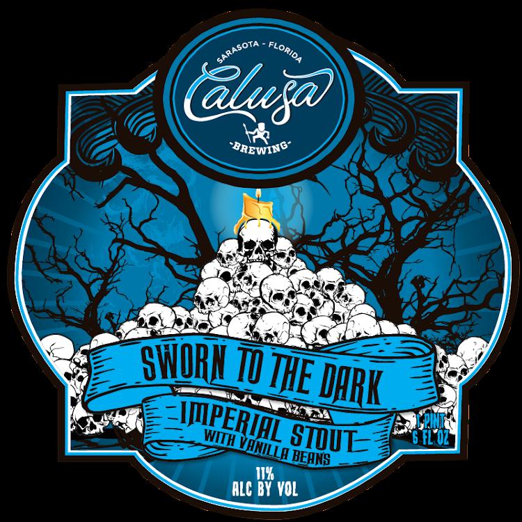 Logo of Calusa Sworn To The Dark