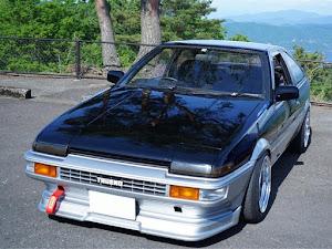 スプリンタートレノ AE86 GT-APEX 後期のカスタム事例画像 けいちゃん@さんの2020年05月25日11:02の投稿