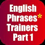 Английские Фразы. Три тренажера. Часть 1 Icon