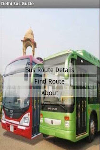 Delhi Bus Guide - Apps on Google Play