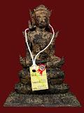พระบูชาสมัยรัตนโกสินทร์ตอนต้น พิมพ์พระภิกษุณี ประกวดติดรางวัลที่1งานพันธ์ทิพย์บางกระปิ ประกวดติดที่4งานสมาคมพระเครื่องพระบูชาไทย ที่โลตัสปิ่นเกล้า