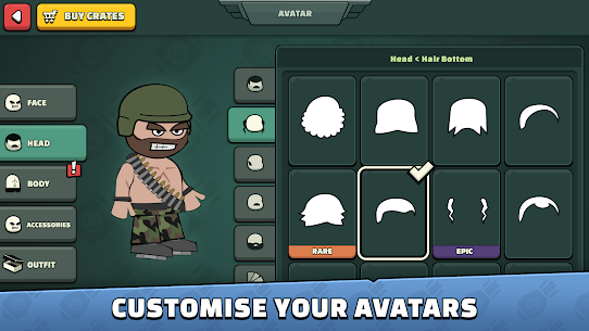 MINI MILITIA DOODLE ARMY 2 MOD APK DOWNLOAD FREE HACKED VERSION 2020 4
