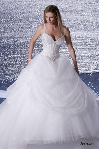 Sophisticated Beach Wedding Dresses Gowns