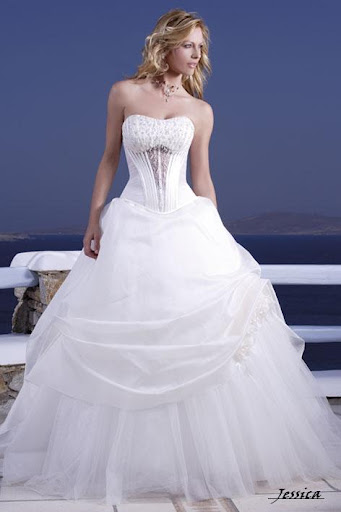 Best Design of Beach Wedding Dresses / Bridal Gowns