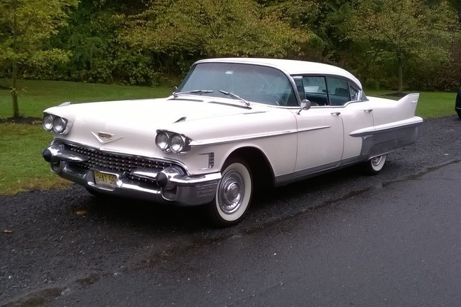 1958 Cadillac Fleetwood Hire NJ