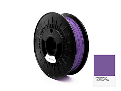FiberForce Pantone (R) 18-3633 TPG PLA Filament - 1.75mm (0.75kg)