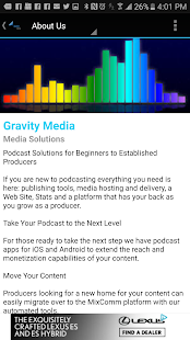 Gravity Media- screenshot thumbnail