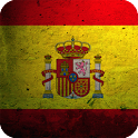 Spain Flag Live Wallpaper icon