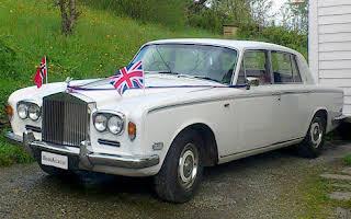 Rolls-Royce Silver Shadow Rent Hordaland