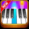 Tap Piano Black Tiles icon