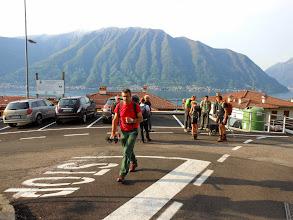 Photo: Pronti per la partenza, con subito il gran panorama sul M.S.Primo ed il Lago di Como.