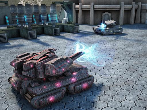 Tank Future Force 2050 1.5 screenshots 8