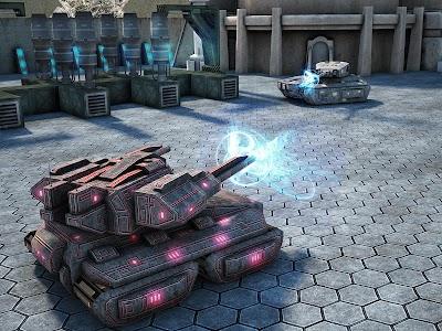 Tank Future Force 2050 v1.0 (Mod Money)
