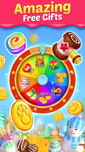 Cake Smash Mania - Swap and Match 3 Puzzle Game apkmr screenshots 5
