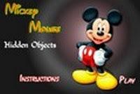 MICKEY MOUSE SKRIVENI PREDMETI 2