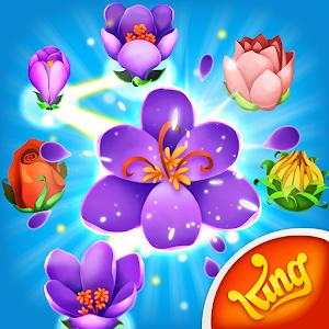 Blossom Blast Saga 83.1.1 by King logo
