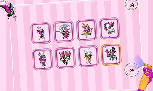 玩角色扮演App|公主纹身沙龙免費|APP試玩