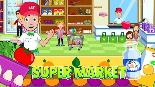 My Town : Stores MOD Apk 1.00 (Free Purchases) 4