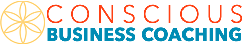 Conscious business coaching logo