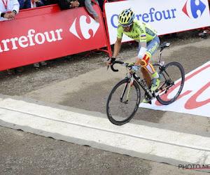 """Contador l'admet: """"Je suis inférieur à Froome"""""""