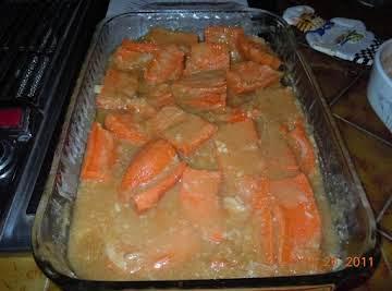 Grandma Brown's Orange Yams
