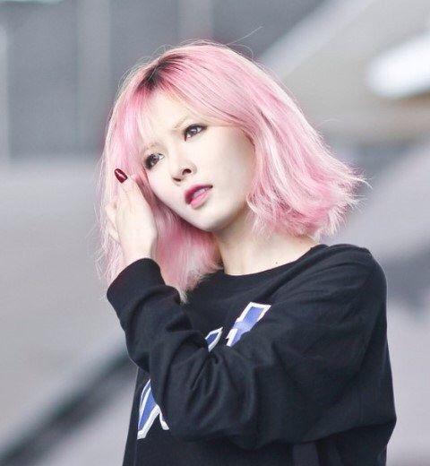 short pink 10