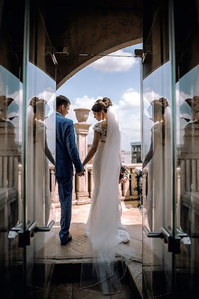 Wedding photographer Влада Чижевская (chizh). Photo of 11.06.2019