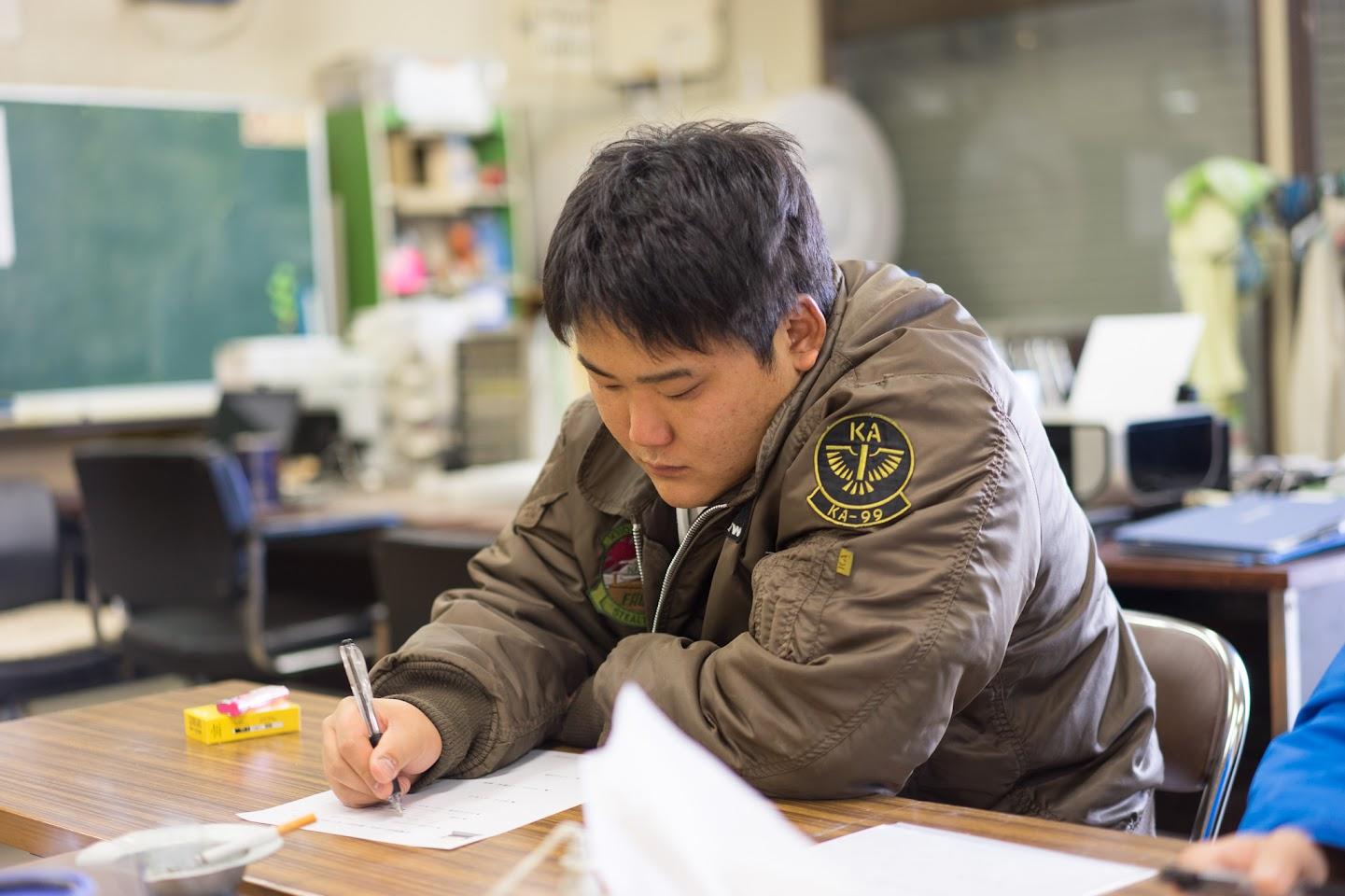 中山幸太郎さん(21歳)