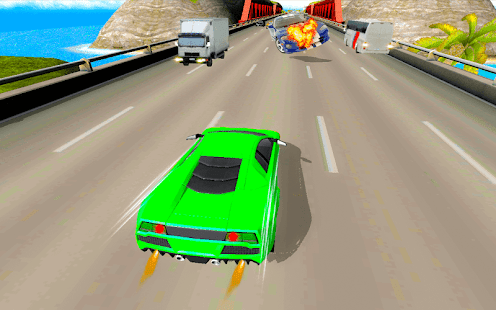 Racing Highway - náhled