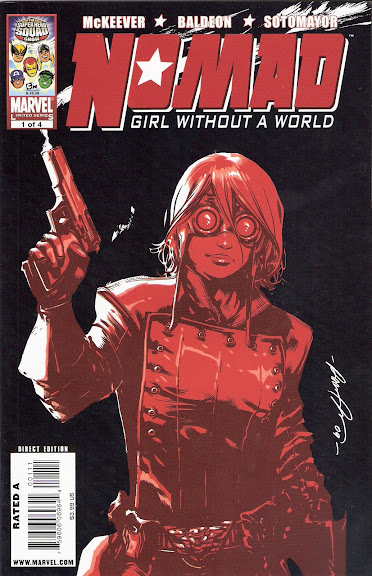 Nomad: Girl without a World cover
