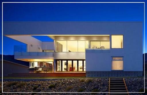 现代海滨别墅设计