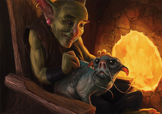 Goblin's Best Friend