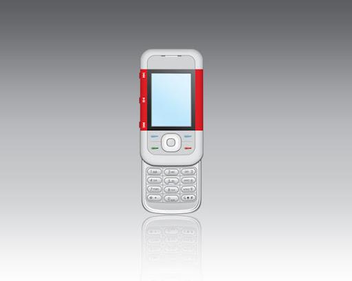 Tutorial desenhar um Nokia 5300