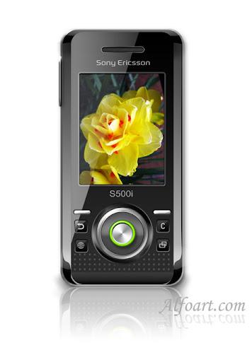 Tutorial desenhar um Sony Ericsson S500