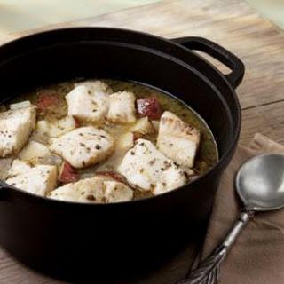 White Fish Stew (Bianco)