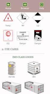 IMO Class Dangerous Goods - náhled