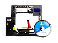 LulzBot Mini 2 3D Printer Dorm Room Bundle