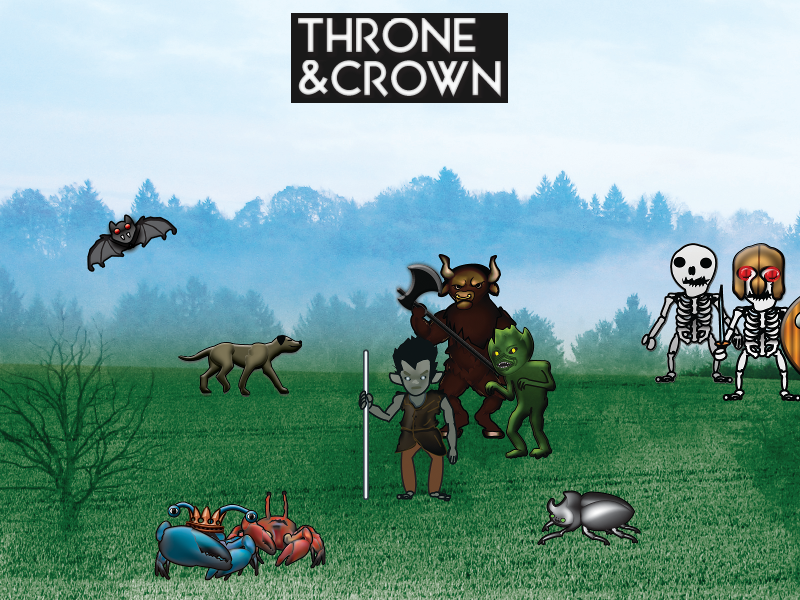 Throne and Crown- screenshot