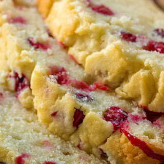 Cranberry Loaf With Dried Cranberries Recipes