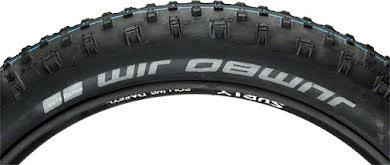 "Schwalbe Jumbo Jim LiteSkin Fat Bike Tire with Addix SpeedGrip 26x4.0"" alternate image 1"