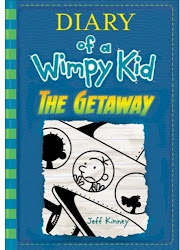 Diary of a Wimpy Kid #12: Getaway - Jeff Kinney