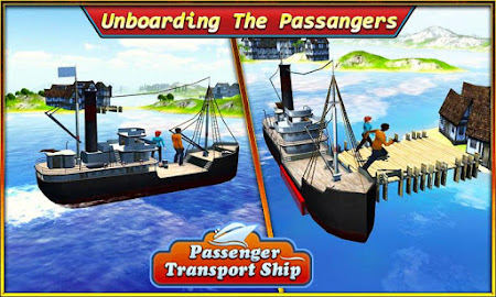 Passenger Transport Ship 1.1.7 screenshot 1166914