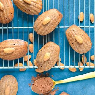 Chocolate Almond Madeleines Recipe
