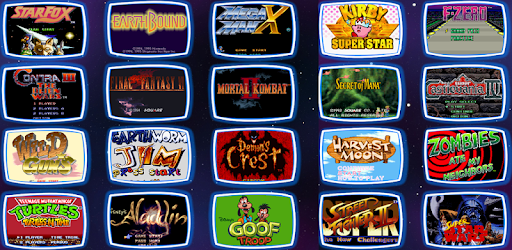 Nes Classic Emulator Games for PC