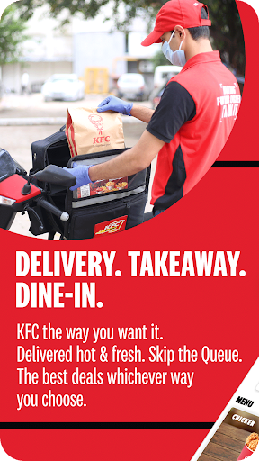 KFC Online Order and Food Delivery ss1