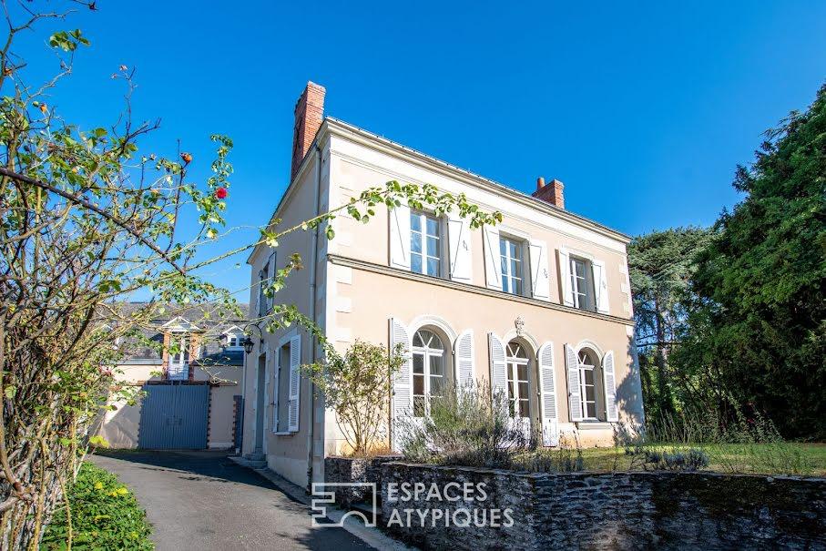 Vente maison 9 pièces 200 m² à Segré (49500), 837 000 €