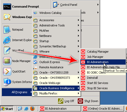 ORACLENERD: Update Connection Pools in OBIEE 11g